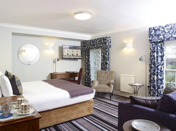 The Regent Hotel in Cambridge