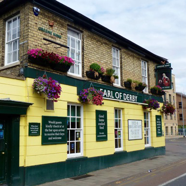The Earl of Derby Public House & B&B