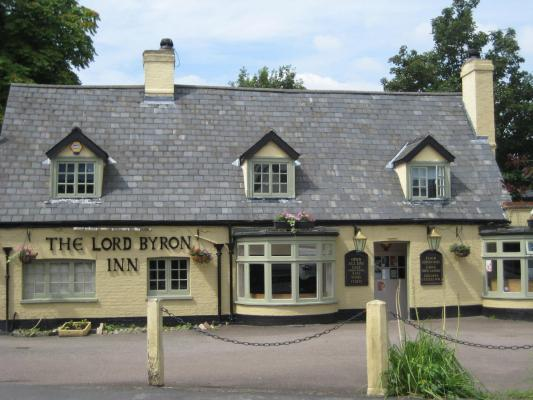 The Lord Byron Inn - Public House Cambridge